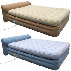 AeroBed® Elevated Mini Headboard Inflatable Air Mattress