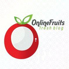 Online Fruits logo