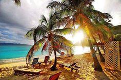We Love the Caribbean Beaches!