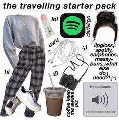 uwu p on im rly rly bored help; Travel Packing Checklist, Travel Bag Essentials, Road Trip Packing, Travel Necessities, Road Trip Essentials, Road Trip Hacks, Travelling Tips, Traveling, Road Trip Checklist