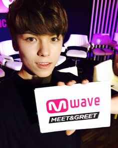 [PHOTO] Seventeen Selca at Meet&Greet Mwave