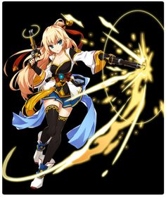Elsword GM Blog — Bloodia and Crimson Rose are Out for Blood. Plus,...