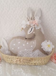 Sewing Toys, Sewing Crafts, Sewing Projects, Felt Crafts, Fabric Crafts, Hobbies And Crafts, Diy And Crafts, Diy Y Manualidades, Fabric Animals