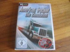 American Trucker - Die Simulation (PC, 2013, DVD-Box)