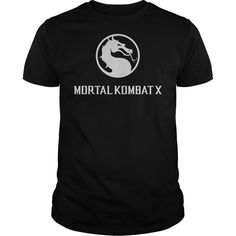 View images & photos of Mortal Kombat X Dragon Logo t-shirts & hoodies