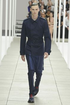 Dior Homme RTW Spring 2013 - Runway, Fashion Week, Reviews and Slideshows - WWD.com