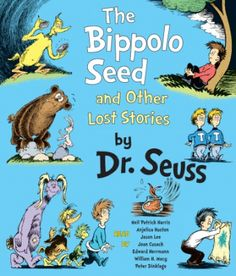 The Bippolo Seed and Other Lost Stories | Dr. Seuss Books | SeussvilleR