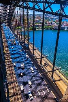 Sydney, New South Wales....The Amazing Sydney Harbour Bridge!