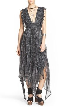 Don't know what the hell I'd wear this dress to, but it's so Rock and Roll!!!