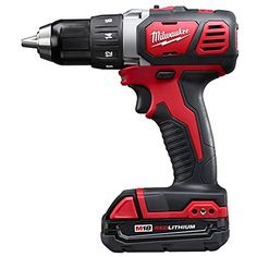 Milwaukee 2606-21CT M18 1/2″ Compact Drill/Driver Kit  http://www.handtoolskit.com/milwaukee-2606-21ct-m18-12-compact-drilldriver-kit/