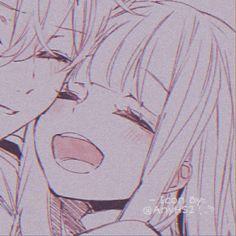 Anime Cupples, Anime Couples Manga, Cute Anime Couples, All Anime, Kawaii Anime, Anime Art, Dibujos Anime Chibi, Anime Friendship, Cute Anime Profile Pictures