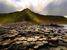 Giants Causeway, Northern Ireland #Ireland #travel #Europe