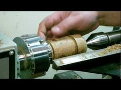 Wood Turning—Small, Burl Gift-Box & Lid - YouTube