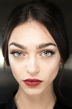 Dolce & Gabbana FW 15 #makeup