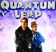 scott bakula in quantum leap. I loved this show!