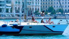 Εις θεση απαρσεως! Thessaloniki, Boat, Dinghy, Boats, Ship