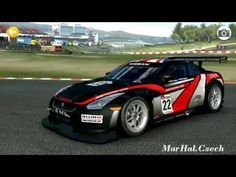 NISSAN JR MOTORSPORTS GT-R GT1 - REAL RACING 3 - ANDROID, IOS GAMEPLAY H...