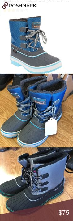 Sketch Tex Sketcher Highlander snow boots NWT No box. From qvc wholesale. I have 3 pair !!!! Waterproof snow boots. Size 7 & 9. Two black pair are size 9's !! Insulated. Amazing for winter. Skechers Shoes Winter & Rain Boots
