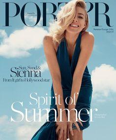 Sienna Miller for Porter summer 2016