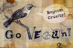 Go Vegan by GloriousMissJane.deviantart.com on @deviantART