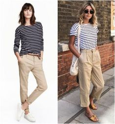 The Pants of Wealth Camel Pants Outfit, Capri Pants Outfits, Beige Outfit, Chic Outfits, Fashion Outfits, Look Street Style, Pants For Women, Clothes For Women, Look Chic