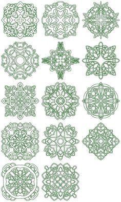 Celtic knots on Pinterest