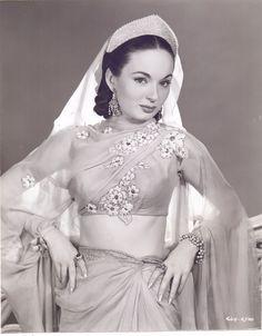 THE GOLDEN HORDE 1951    ANN BLYTH