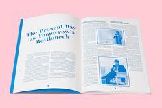 ✖ Editorial / Design for Tomorrow — Tsto