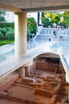 greece athens acropolis museum entrance