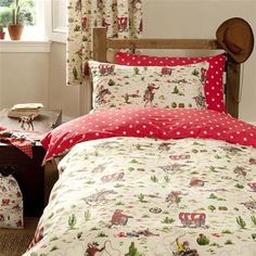 Our Fantastic New Reversible Bedlinen Is A Great Easy Way To Update Your  Kids Bedroom And