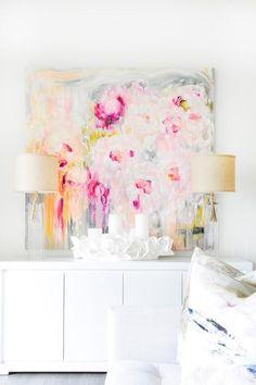 Glass Tasseled Lamps - Transitional - Dining Room - dezdemon-home-decor-ideas. My New Room, My Room, Wall Decor, Room Decor, Room Inspiration, Interior Inspiration, Decoration, Interior And Exterior, Interior Decorating