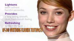 Global Nubox-Nu Skin AP-24 WHITENING FLUORIDE TOOTHPASTE