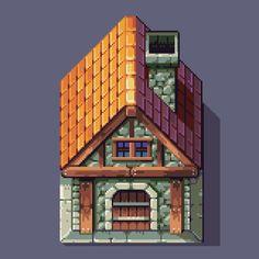 JRPG style house! #pixelart #pixelarts #pixelartist #pixelartapp #pixelart #pixel #pixels #indiedev #gamedev #game #games #gaming #gamer #videogame #videogames #videojuego #videojuegos #retrogaming #retrogames #retrogame #rol #rpg #jrpg #house #rpghouse #gamehouse #gameart #gameartist #gameartwork #gamearts #videogameart
