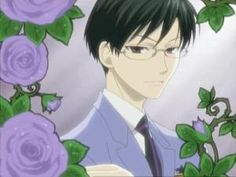 Kyouya Ootori, Ouran High School Host Club