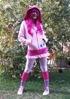 Hey, I found this really awesome Etsy listing at https://www.etsy.com/listing/166916900/pinkie-pie-hoodie-mlp