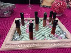 Mary Kay vendor booth