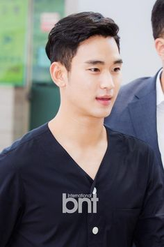 Kim Soo Hyun - Incheon Airport heading to Shanghai (150828)