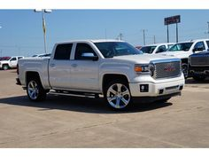 Used 2015 GMC Sierra 1500 Denali in White Diamond Tricoat is available now at Harry Robinson Buick GMC. 2014 Gmc Sierra, Truck Rims, Sierra Denali, Fort Smith, Buick Gmc, Sierra 1500, Gmc Trucks, Vroom Vroom, My Ride