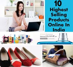 Highest Selling Products Online In India