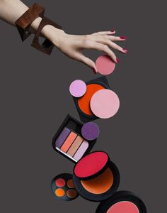 Still life - make up