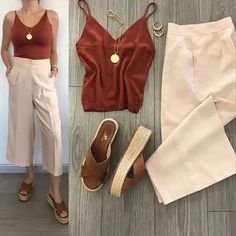 overall outfit casual Classy Outfits, Trendy Outfits, Cool Outfits, Fashion Outfits, Fashion Mode, Korean Fashion, Womens Fashion, Fashion Trends, Fashion Vocabulary