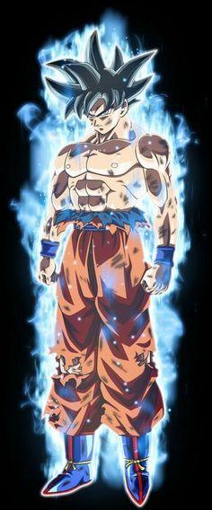 Goku rompe el límite