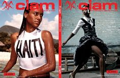 Clam Mag Cover