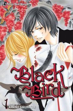 I love this series. 14 volumes out so far.    Black Bird, Vol. 1 by Kanoko Sakurakoji, http://www.amazon.com/dp/1421527642/ref=cm_sw_r_pi_dp_DTVjqb1EB6X4M