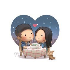 Amor es...
