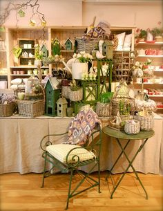 Spring shop display Dorothea: Ukens interiørtips