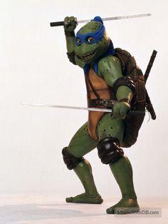Teenage Mutant Ninja Turtles III - Promo shot