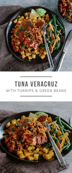 Paleo Meals, Paleo Recipes, Roasted Turnips, Carrots And Green Beans, Green Chef, Green Bean Salads, Turnip Greens, Meal Delivery Service, Meat Lovers