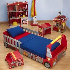 Fire Truck Room On Pinterest Fireman Nursery Fire Truck Bedroom And Boys T
