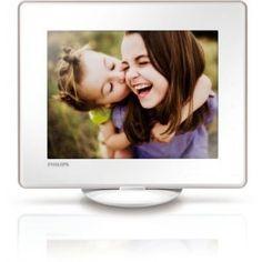 "Philips SPH8628 Cornice digitale 8 "" #Camera"